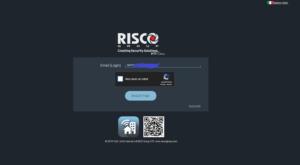 Recuperare password Risco cloud